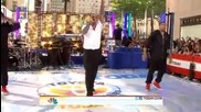 Chris Brown on Today Show (full Performance)