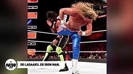 WWE Extreme Rules Ke Sabse Intense Matches Sony LIV Par: WWE Now India