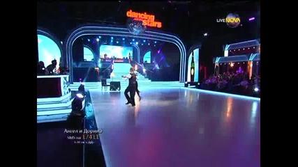 Dancing Stars - Ангел и Дорина танго - 03.06.2013г