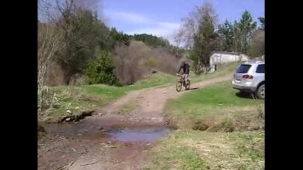 Минаване през реката на Локорско 4
