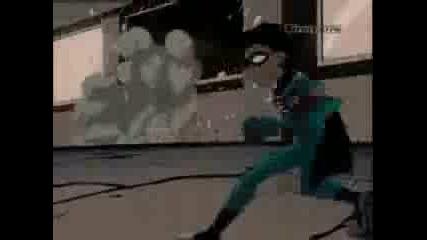 Teen Titans - Aftershock Part 1(1of 2)