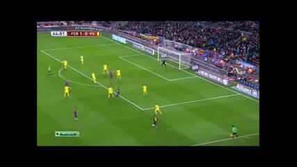 11.2.2015 Барселона-виляреал 3-1 Ла Лига