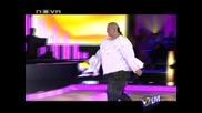 Vip Dance - Анти - стриптийза на Дони
