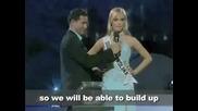Много Тъпа Блондинка На Конкурс За Красота