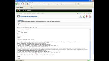 Хакване на Турски сайт за 1 мин. / by Ubh - Unknown Bulgarian Hacker!