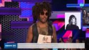 Кой е големият победител на Американските музикални награди?