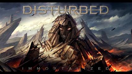 Pleilista Disturbed--immortalized...2015