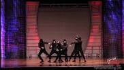 Jabbawockeez Performance 2013 Hiphop Battle America.