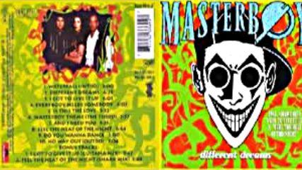 Masterboy - Different Dreams 1994 Album