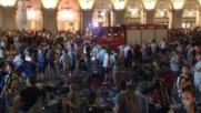 Инцидент в Торино по време на финала, стотици ранени