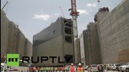 Panama: Canal expansion project installs final lock gate
