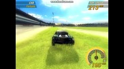 Small jump with Fortune - Flatout 2