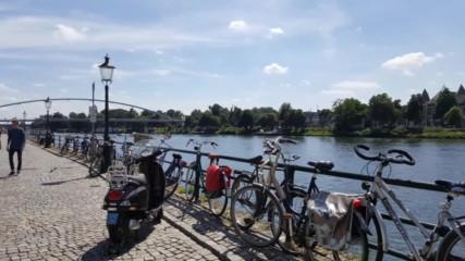 Един вълшебен юлски ден в Маастрихт / Lovely July day in Maastricht