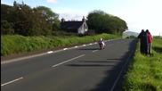 Isle of Man Tt 2011 3rd practice cronk y voddy