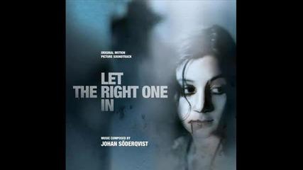 как се казва песента от филма Let the right one in