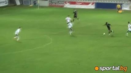 Срам и позор !!!! Корсика би България на футбол 1-0