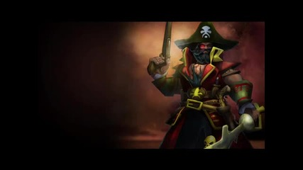 Lol - Music for playing as...gangplank