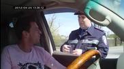 Руснаци се опитват да излъжат полицаи