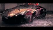 Lamborghini променя цвета си