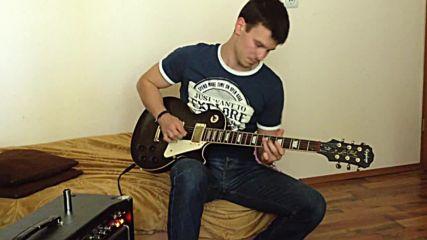 Valentin Danev - Blues improvisation
