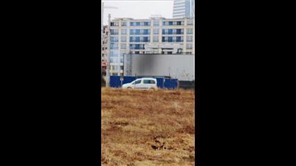 """Замърсяване на въздуха в кв. """"Дружба"""" в София от хранителен магазин"""
