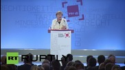 "Germany: ""Europe must act collectively"" to solve refugee crisis - Merkel"