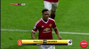 Highlights: Manchester United - Swansea City