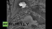 Syria: Russian airstrikes destroy militant workshop in Idlib province