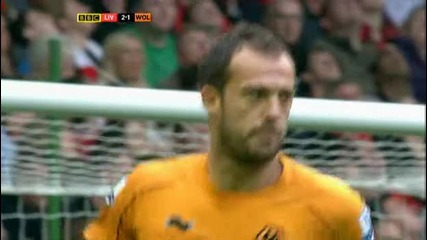 2011-09-24 Liverpool vs Wolverhampton Highlights 2-1 Epl