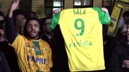 Фенове се събраха и помолиха за Емилиано Сала