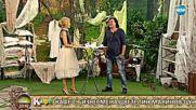 """Жоро Низамов за предстоящото комедийно шоу """"Машина на времето"""" - На кафе (17.10.2017)"""