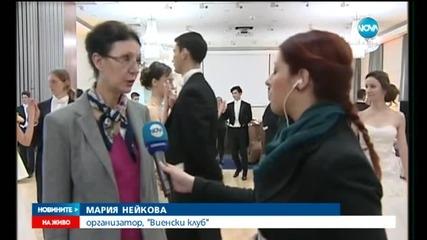 Ученици откриват Виенския бал в София - 2