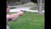 Стрелба С Walter P22 С Заглушител