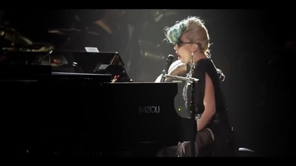 Sting feat Lady Gaga - King of pain