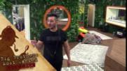Константин пее сръбска песен- Big Brother: Most Wanted 2017
