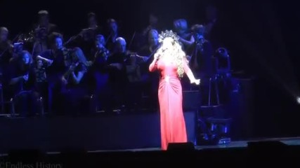 Sarah Brightman - Arrival - Royal Christmas Gala Live in St. Petersburg - 28.11.2017