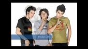 Jonas Brothers - Hold On Lyrics And Pictures