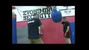 Mirko Crocop Тренировка 15.5.2009 ( Част 1 от 2 )
