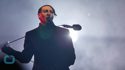 Marilyn Manson to Portray Hitman in Indie Crime Film
