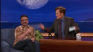 Marc Maron Knows Plenty About Auto-erotic Asphyxiation - Conan on Tbs