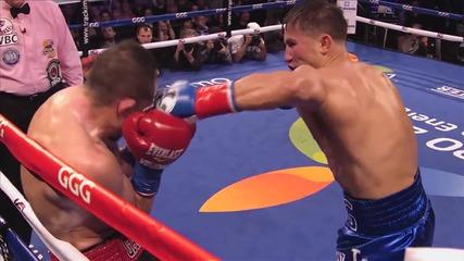 Gennady Golovkin vs. Marco Antonio Rubio Highlights- Hbo World Championship Boxing