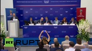 """Russia: 2018 FIFA World Cup will have """"profound"""" effect on society - Minister of Sport Vitaly Mutko"""