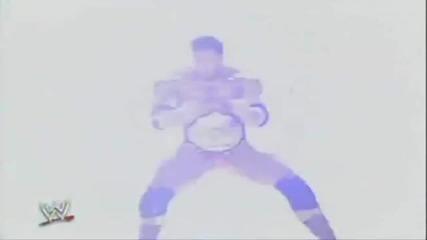 Backlash 2005 Triple H Vs Batista Promo