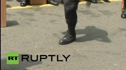 Hов световен рекорд на Гинес в Перу за най-много музиканти с кахони на едно място