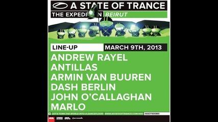 John O Callaghan - A State of Trance 600_ Live at Beirut