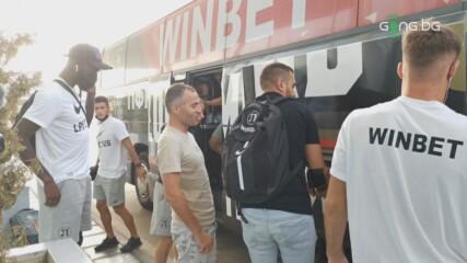 Локомотив Пловдив замина за Чехия
