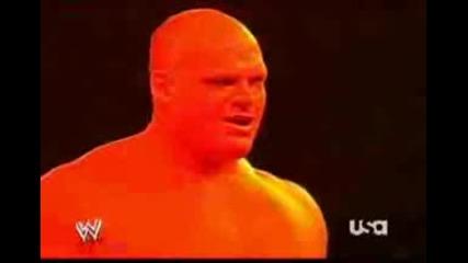 Kane vs Umaga