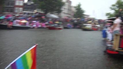 Гей парад във Амстердам ( Холандия ) / Никъде другаде ! [2]