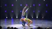So You Think You Can Dance (season 7 week 5) - Adechike & Anya - Salsa