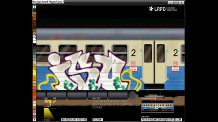 graffiti studio 12 Iso Crew